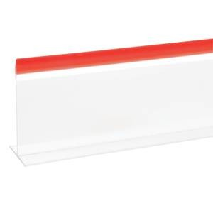 Clear Red Tip Divider