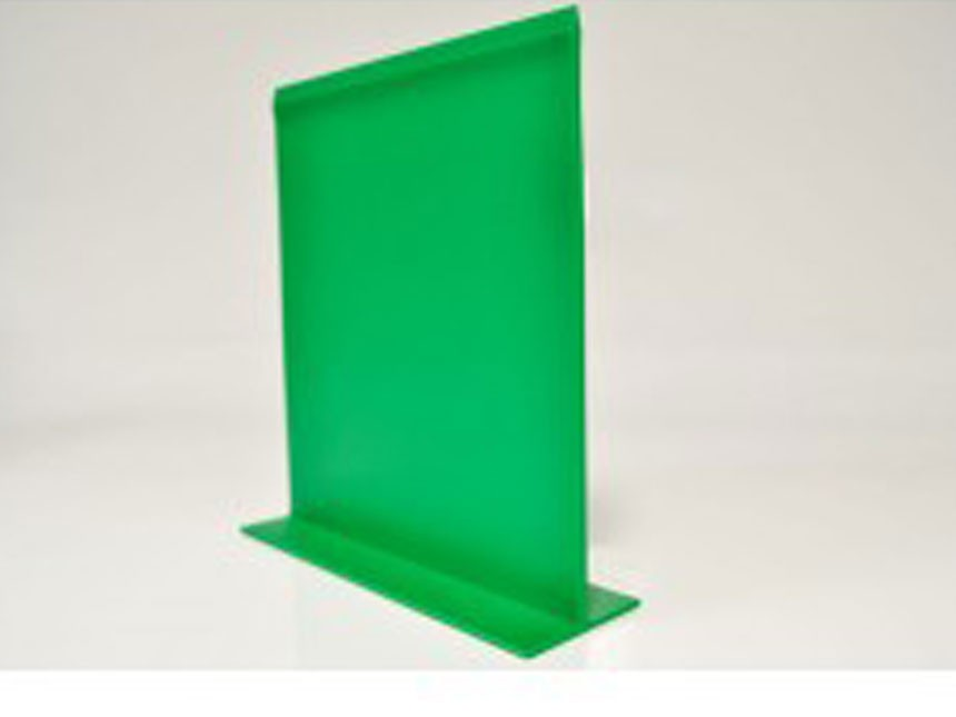 "7""x30"" Green Dividers"