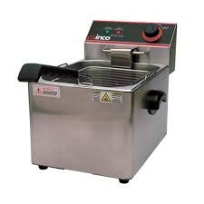 Countertop Single Deep Fryer